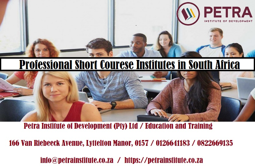 skill development and short courses in south africa